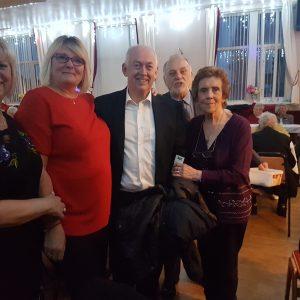 Councillors with Wayne David MP