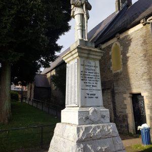 Cenotaph, Bargoed