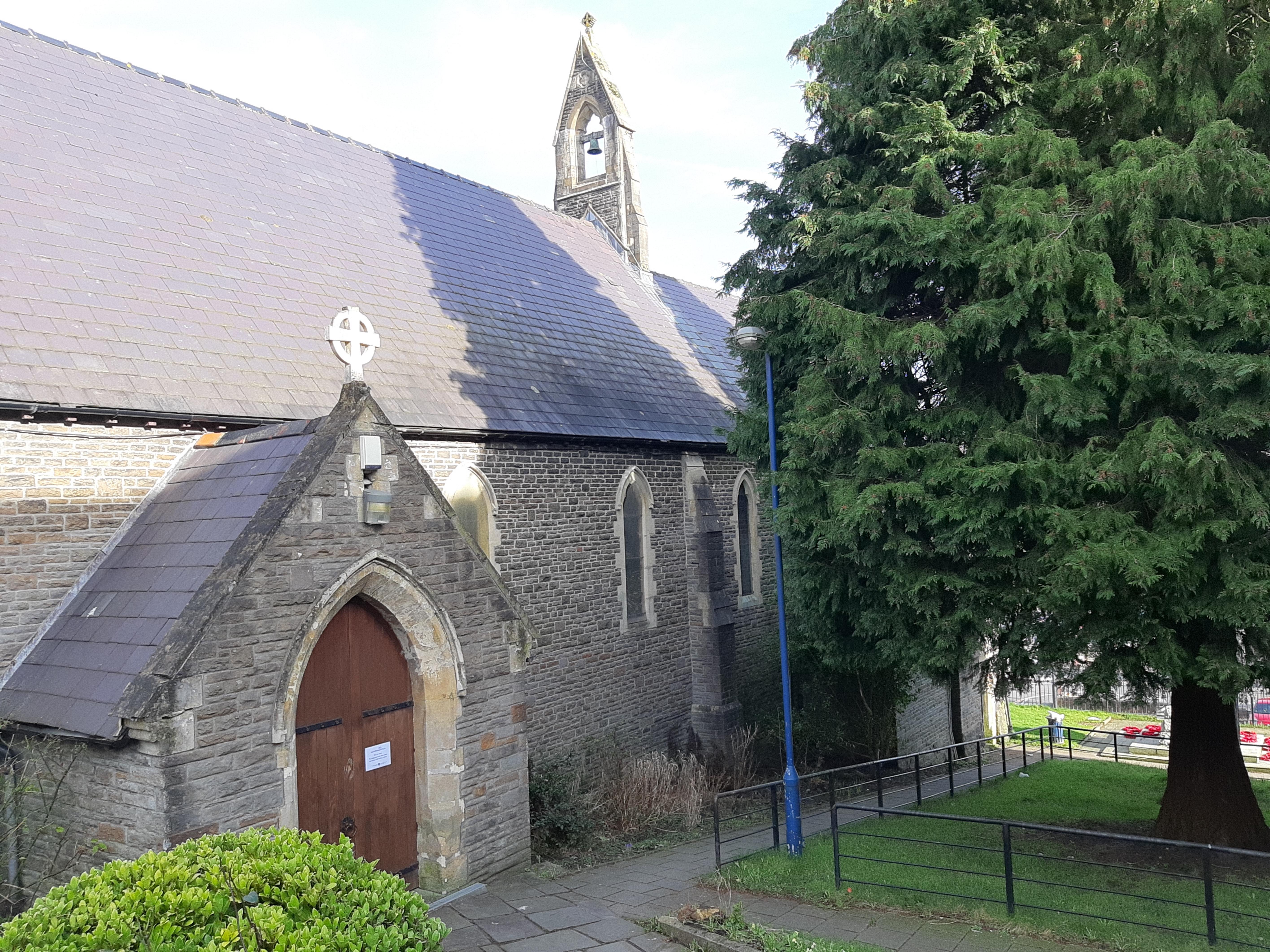 St Gwladys Church, Bargoed
